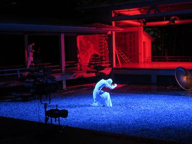 黒藤院 舞踏公演 「白昼夢 〜夢か現か知らねども」