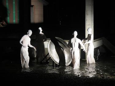 黒藤院 舞踏公演 「白昼夢 〜夢か現か知らねども」 3枚目